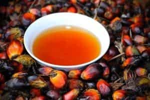 Rotes Palmöl